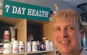 Founder of 7 Day Health Supplement Manufacturer